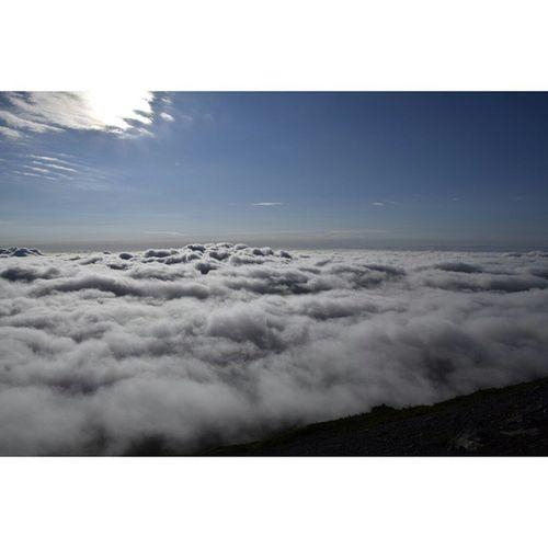 浄土平 福島 風景 雲海