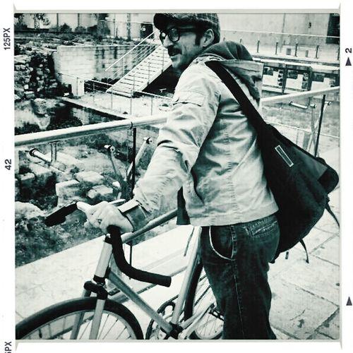ride... That's Me Check This Out Enjoying Life Blackandwhite