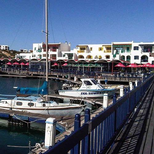 Club Mykonos harbour. Photography Westerncape Tourism Travel Clubmykonos
