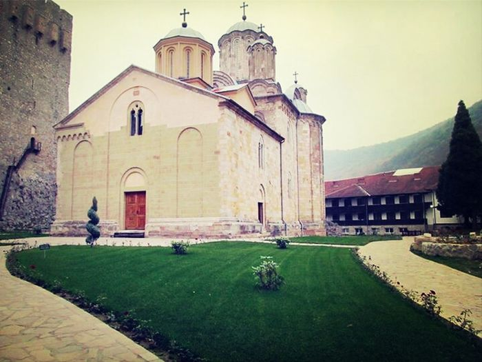 Beauty Of Serbia Monasterio Monastery