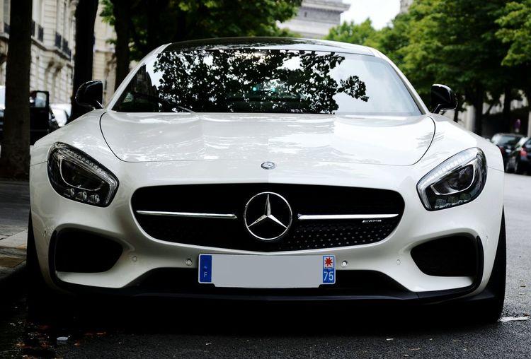 Mercedes AMG GT-S. Paris. Mercedes AMG Car Photography EyeEm Best Shots Nikon D5100 Paris Carphotography