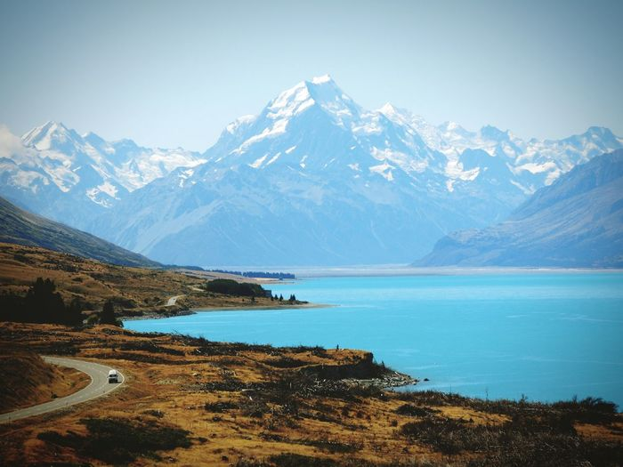 Mount Cook New