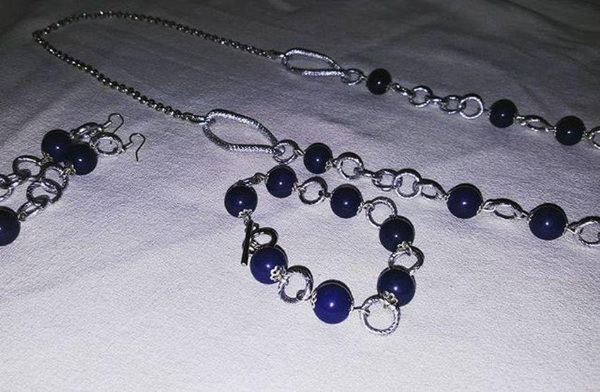 Set jewelry Setjewelry Setbigiotteria Jewelryhomemade Bracelethomemade Necklacehomemade Earringshomemade Collanafaidate Orecchinifattiamano Braccialefattoamano Hobby Bigiotteriaartigianale Bigiotteria