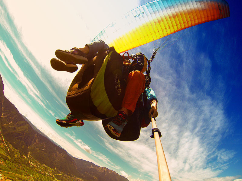 Gleitschirmflieger Paragliding Tandem Paragliding Blue Sky Day Extrem Sport Extreme Sport Extreme Sports Fliegen Gleitschirm Gleitschirmfliegen Nature Outdoors Paragleiten Parapendio Sky Sport Estremi Sport Extreme Sports Sports Extrêmes