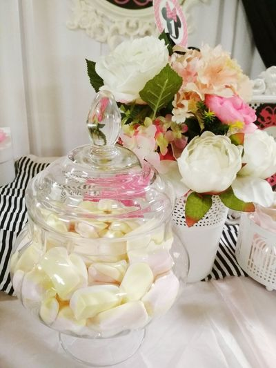 Bonbonniere Bonbons Birthday Party Birthday Present Indoors  Table Flower No People Home Interior Food Bouquet Sweet Food Freshness