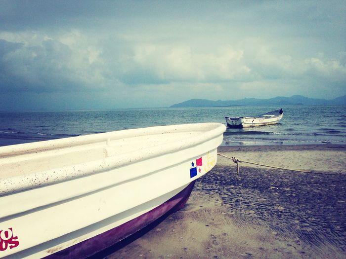 Horizonte en Chame Beautiful Surroundings Panamá Enjoying The Sun
