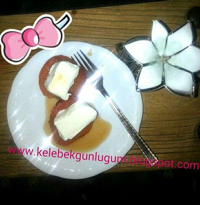 Fırında ayva tatlısı Delicious Food Blogger Ayva Ayvatatlısı Fırında Tamzamanı My Kichen Hafif Sağlıklı