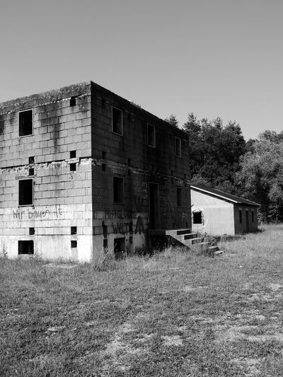 Abandoned Sky