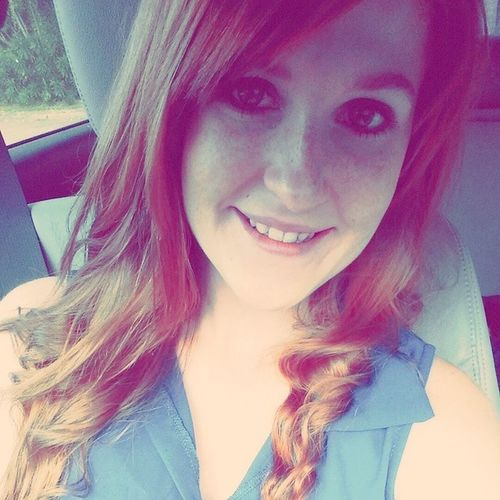 Selfie✌ Gingerprobz Curls Rhdc Lhdc smile