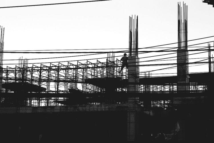 Hello World Architecture Construction LaoStyle City Development