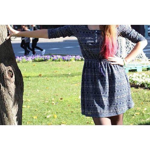 Dress Pinkhair Tree Model