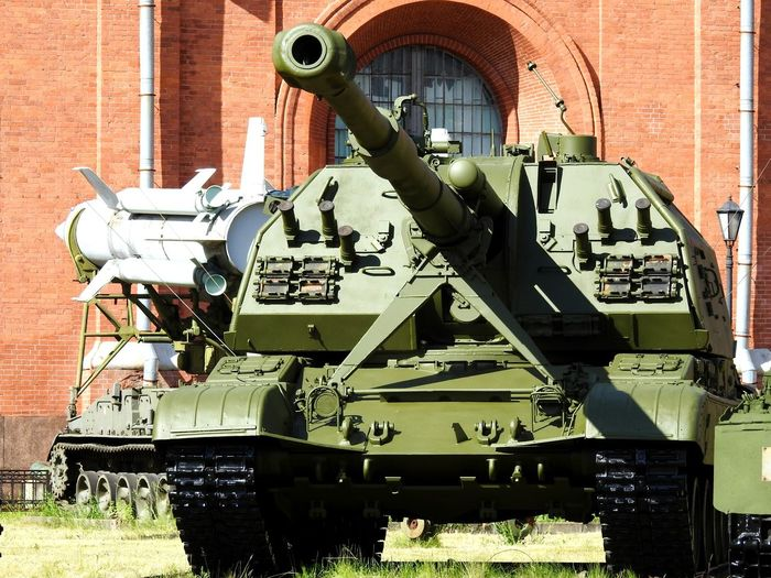 We Want Nato All We Need Is Love Welcome To  Russia Howitzer Sankt-peterburg Russian Museum Of Artillery The Photojournalist - 2016 EyeEm Awards
