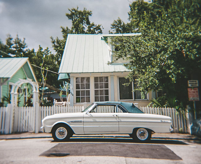 Parked Classic