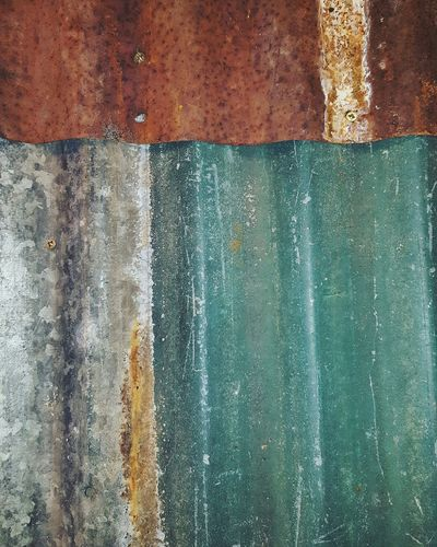 Brut & Naturel Maison & Objet Textured  Backgrounds Full Frame Close-up Pattern Day Weathered Metal No People Outdoors Rusty 3XSPUnity