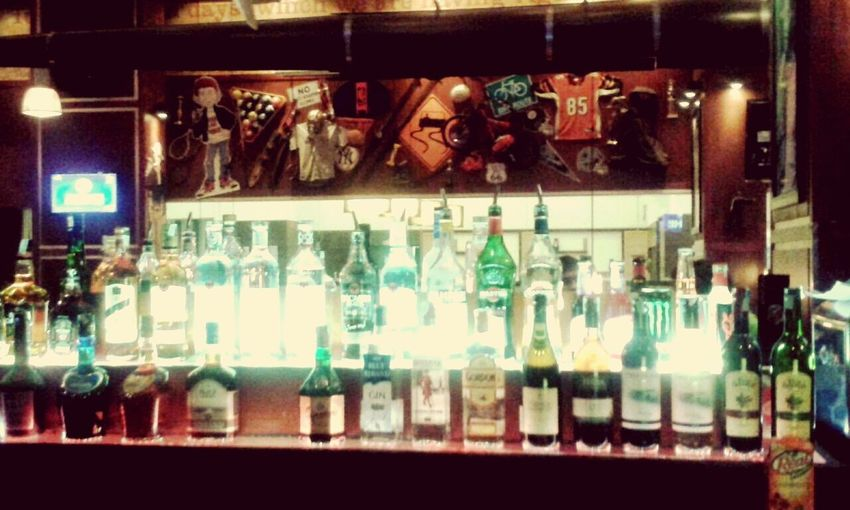 Remy Martin, bacardi, black label,...... Oh the brands...... God bless TGIF Tgifridays TGIF♥ Banglore My Hobby Check This Out Enjoying Life