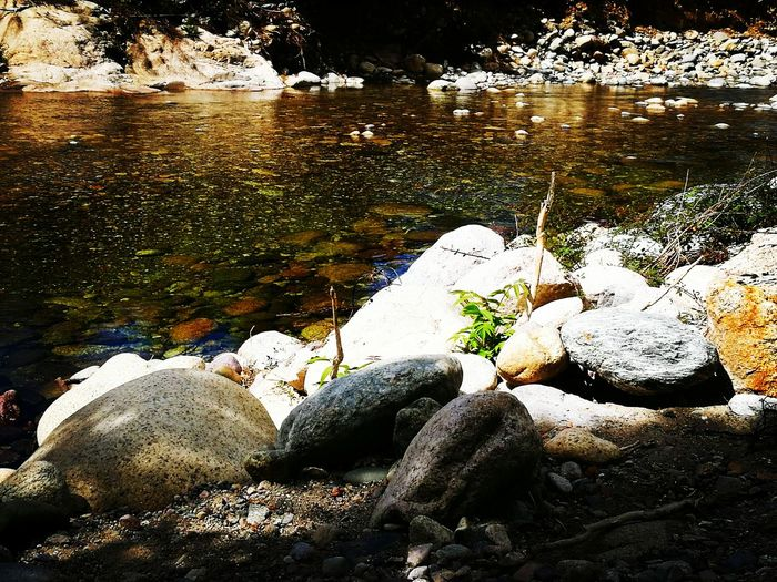 Nature Paysage Reflets Rocher Beauty In Nature Feel The Journey Montagne Riviera Vert Essai