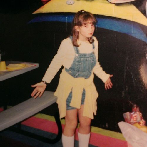 Hey, I even gave attitude at Classic Skating on my birthday. I meant business. ;) TBT  Throwback Tubesocks haha Attitude sarbearsesh brat birthday laughs love memories goodtime instagood picoftheday