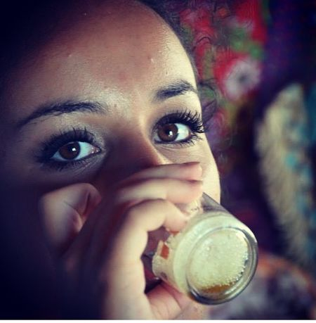 Africa Tea Tea Time Eyes Dakhla