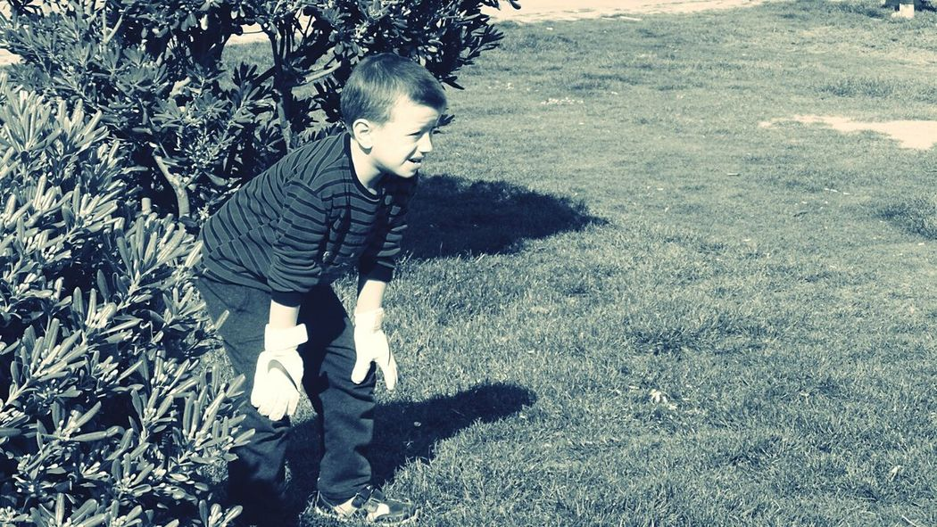Football Goalkeeper Child Consantre Power