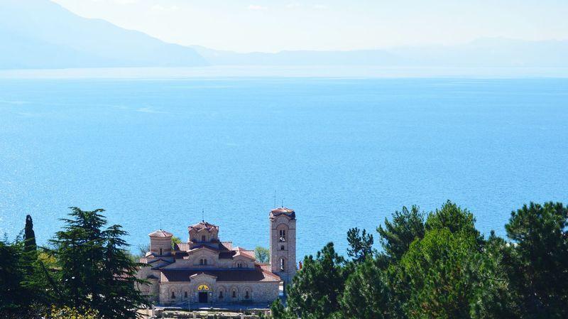 Macedonia Church Ohridlake Popular Photos Architecture Landscape Traveling