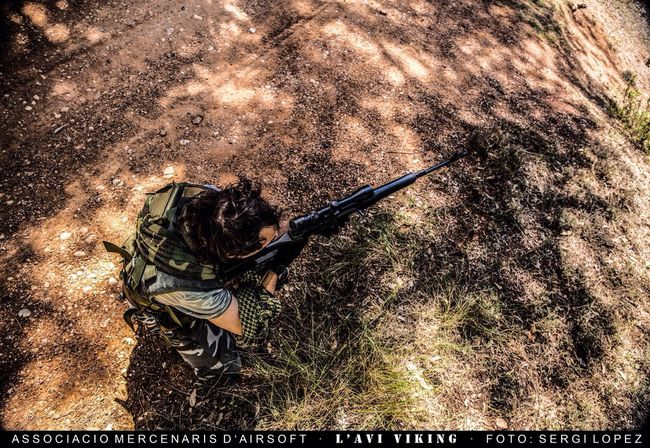 Catalunya Airsoft Sports Photography Guns