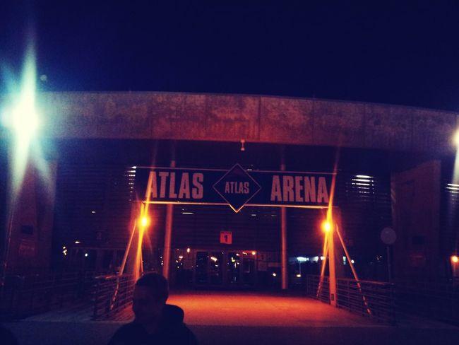 Atlas Arena :)