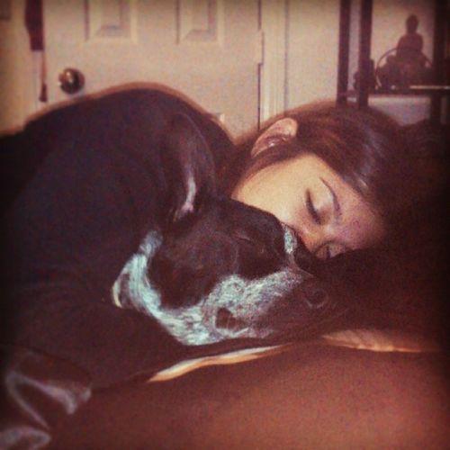 They love each other. Rusko Sleepyboos Cuddlebugs Furboo girlboo