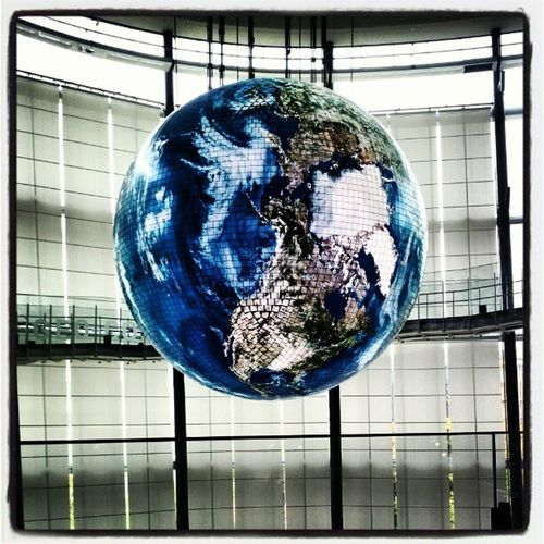 The earth A New