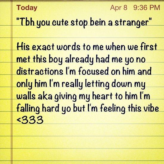 I'm forever loving him <3