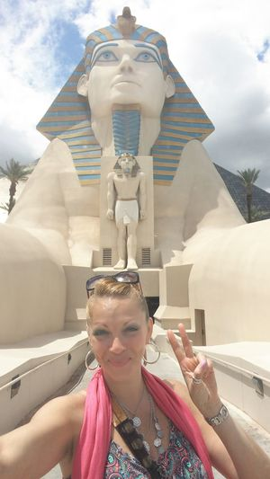 Solo birthday trip to Vegas! Feel The Journey Vegas  Solo Trip Solo Traveler! Meeting Strangers Hello World Peace Luxor Hotel The Sphinx Original Experiences Girl Power Love Yourself