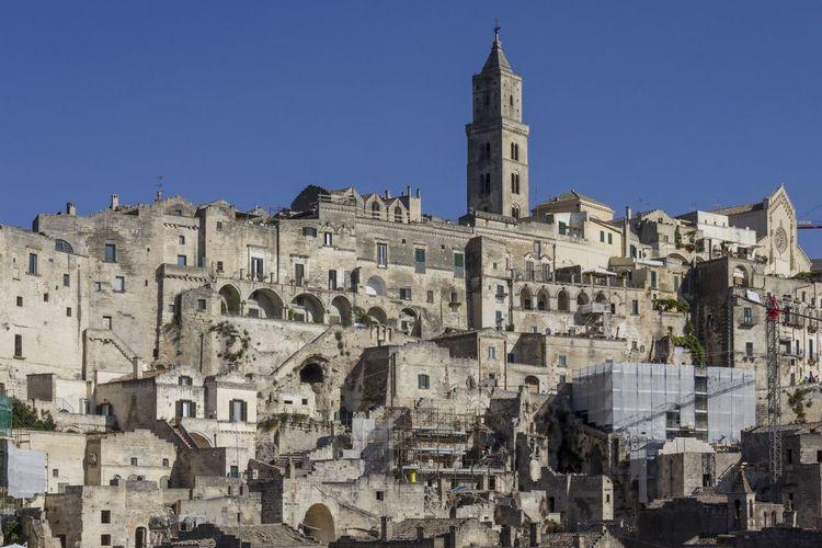 Matera Italy Unesco UNESCO World Heritage Site