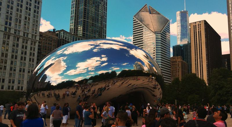 Chicago Route 66 America Www.joshbaileyphotography.weebly.com Travel Photography ChicagoBean Cloud Gate In Chicago