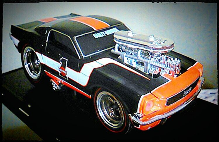 angle view Check This Out Muscle Car Harley Davidson Racing 1 Street Machine Muscle Cars Collectable Items Mustang Racing Cars Diecastcars Number1 Special Edition Check This Out! Limited Edition Check This Out 😊 Cars Collectable Fast Cars Collectors Edition Collectors Item Collectables Fast Car