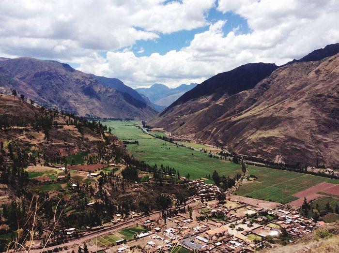 Sacred Valley, Peru.
