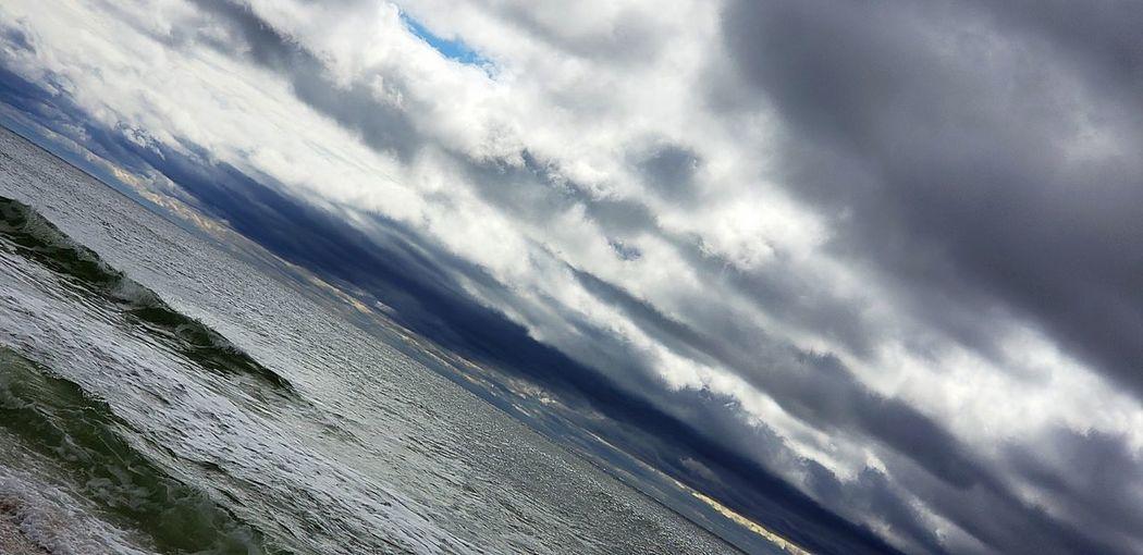 Storm Cloud Sky Close-up Cloud - Sky Landscape