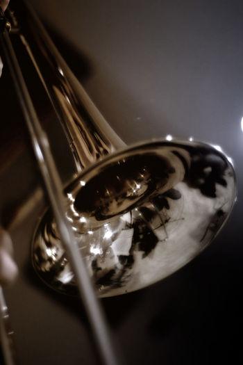 Jazz Jazz Concert Jazzband Trombone Trombone Reflection Rieti
