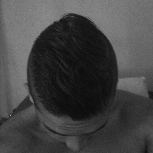 Today's Hot Look B&w Old Hair Cut Whynot What Does Freedom Mean