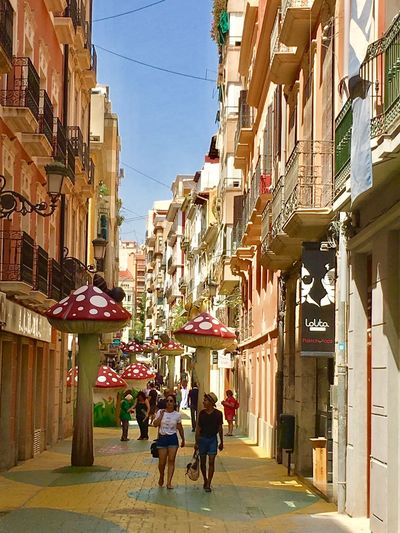 España Españoles Y Sus Fotos España🇪🇸 Alicante Alicante, Spain Hongos  Holding Old Buildings Old City Old Turismo Architecture Architecture_collection SPAIN Balcony Spain♥ Mashrooms Turism Exterior