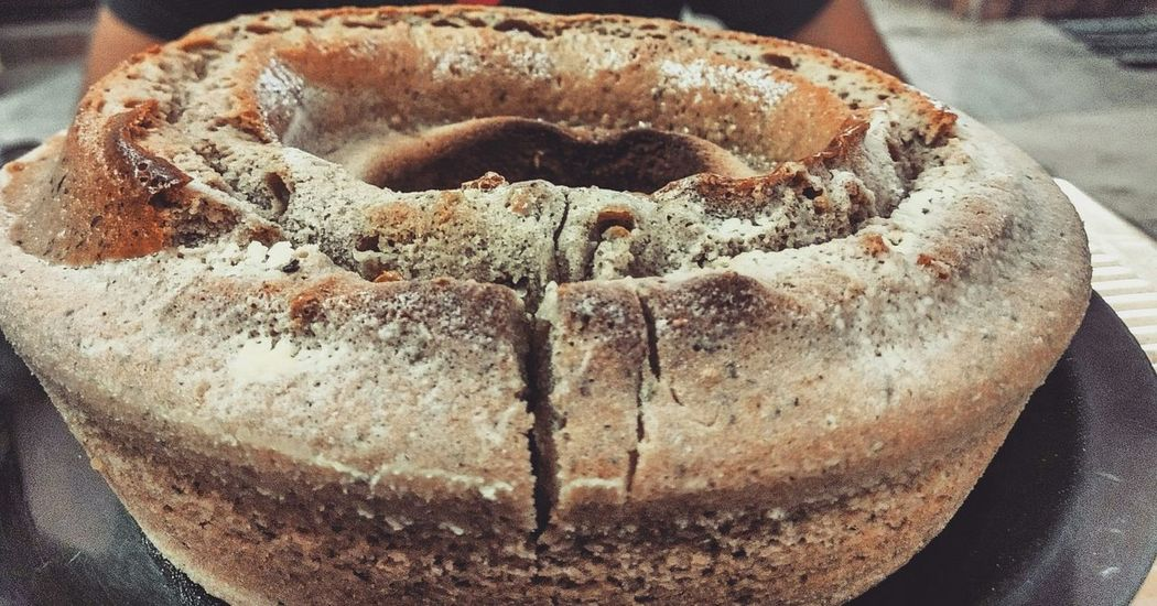 Homemade Cake Cannabis Baking Weed Cake