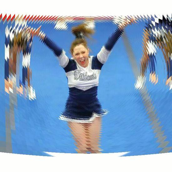 Cheerleading Competition Cheerleading Performance EyeEm Best Shots - Sports Cheerleading♡