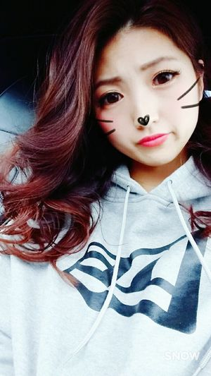 💇💕 New Color Hair Feivorite Verygood Happy Day Snow App