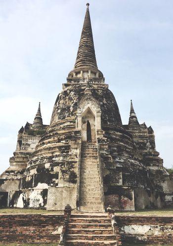 Wat Mahatha,Ayutthaya