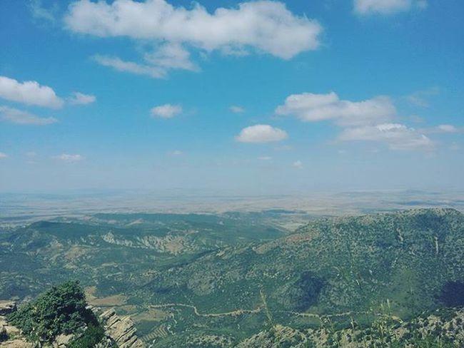 Tunisia IgersTunisia Mountain Wikilovesearth عناق سحاب زغوان :)