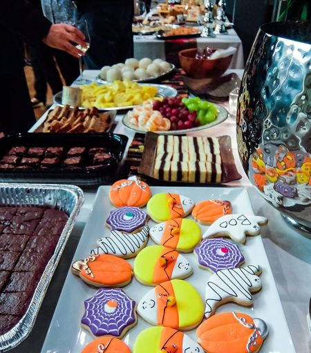 Party time Party - Social Event Party Sweet Food Dessert Food And Drink Food Table Choice Variation Freshness Healthy Eating Multi Colored Indulgence Arrangement Fruit Plate