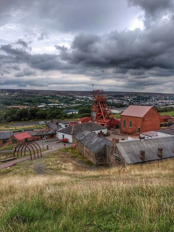 mine museum Mine Coal Mine Museum City Business Finance And Industry Politics And Government Astronomy Cityscape High Angle View Sky Architecture Building Exterior Built Structure TOWNSCAPE