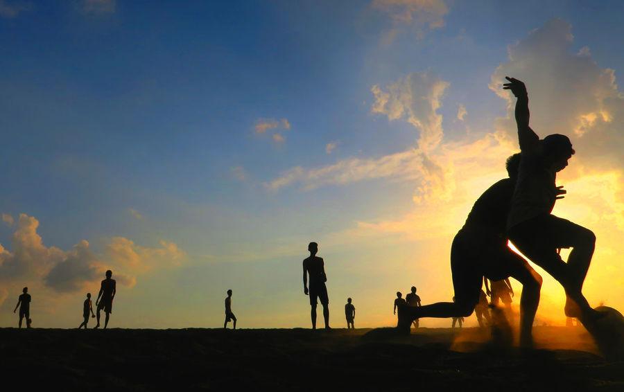 Beach Football Beachphotography Meninting Beach Colour Of LifeMalephotographerofthemonth Indonesia_photography Lombok-Indonesia Lombok Island EyeEm Lombok Photographers EyeEm Lombok Island Alam Kundam Sunset_collection Shiloutte Photography