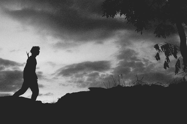 2014Self Portrait Mountain Runaway