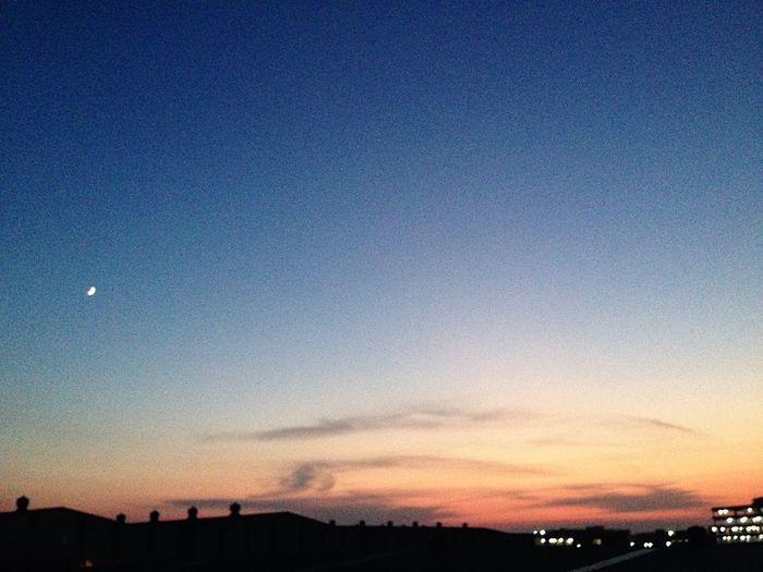 sunset First