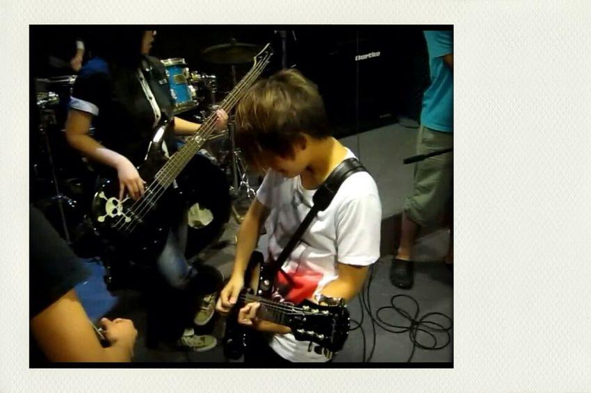 很不希望我的目標會落空 Band Guitar 25 Grade8