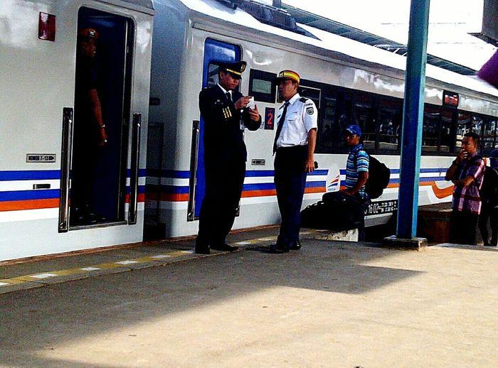 Taking Photos Urban People Uniform Officers Officership